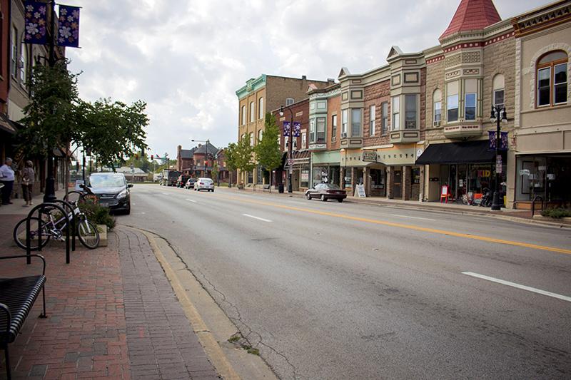 Downtown DeKalb
